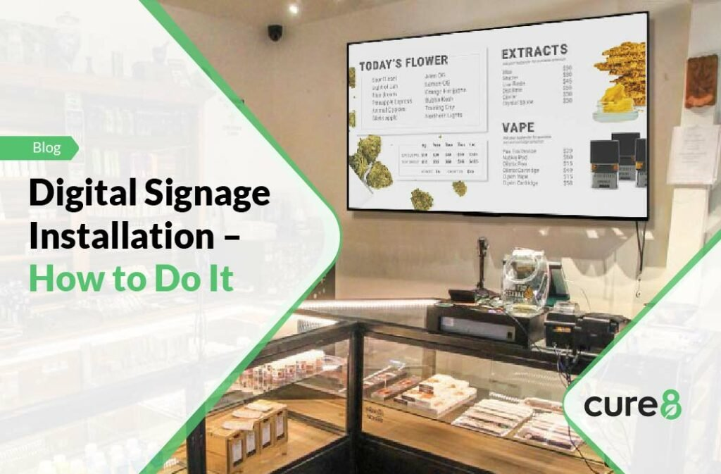 Digital Signage Installation – How to Do It-01