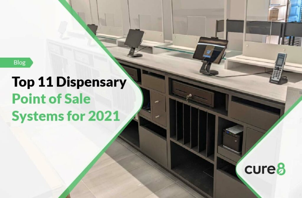 Top 11 Dispensary Point of Sale Systems for 2021